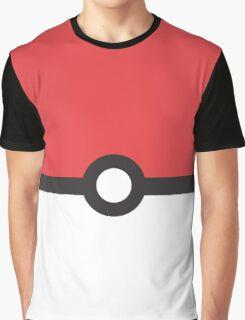 Minimalist Pokemon Graphic T-Shirt