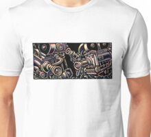 Movie Cameras Unisex T-Shirt