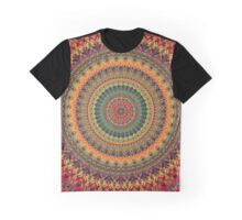 Mandala 133 Graphic T-Shirt