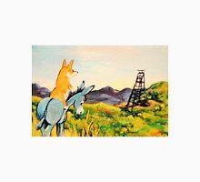Donkey~Welsh Pembroke Corgi~Dog~JackAss~Goldfield Colorado~Mine Unisex T-Shirt