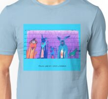 Police Line-Up - Dogs of Anahola Unisex T-Shirt