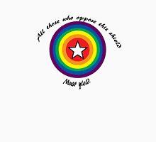 Pride Shield - Gay Unisex T-Shirt