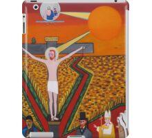 The Death of Vincent Van Gogh  iPad Case/Skin