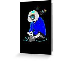 listen to musicart undertale t-shirts Greeting Card