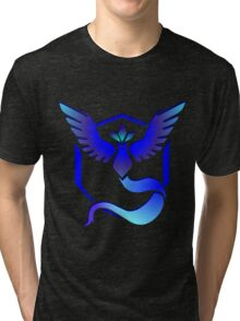 Pokemon GO: TEAM MYSTIC Tri-blend T-Shirt
