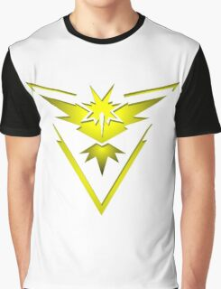 Pokemon GO: TEAM INSTINCT Graphic T-Shirt