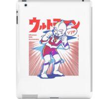 Ultraman 50th Anniversary iPad Case/Skin