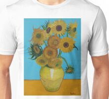Vincent Van Gogh, sunflowers Unisex T-Shirt