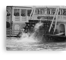 Liberty Belle Riverboat Canvas Print