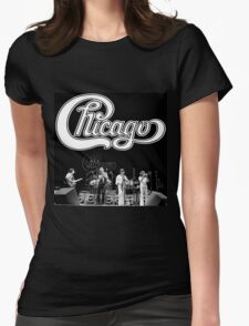 Chicago Band Womens Fitted T-Shirt