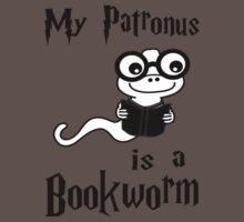 My Patronus Is A Bookworm Baby Tee