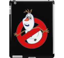 Snowbusters iPad Case/Skin