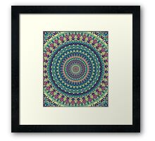 Mandala 134 Framed Print