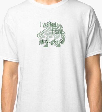 I Visited Zephyr Farm (green) Classic T-Shirt