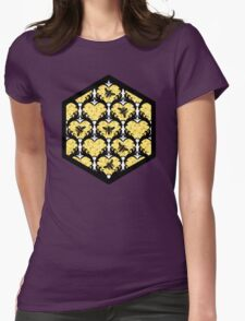 Bee Still My Heart Womens Fitted T-Shirt