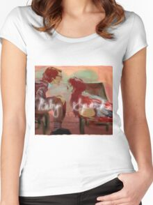 Ruby Sparks Women's Fitted Scoop T-Shirt
