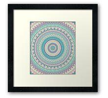 Mandala 135 Framed Print