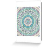 Mandala 135 Greeting Card