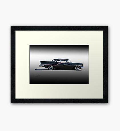 1957 Oldsmobile Super 88 I Framed Print