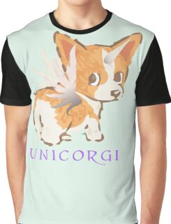 Unicorgi Graphic T-Shirt