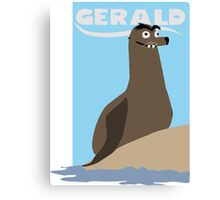 Finding Dory - Gerald  Canvas Print