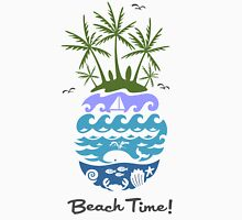 Beach Time - morning Unisex T-Shirt