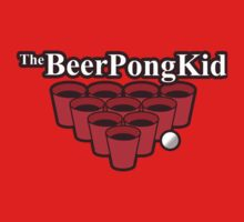 The beer pong kid by Boogiemonst