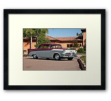 1956 Dodge Coronet Framed Print