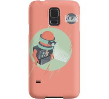 Future is Hollow Graphics Samsung Galaxy Case/Skin