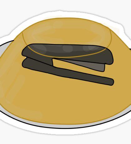 Stapler Jello: The Office Sticker