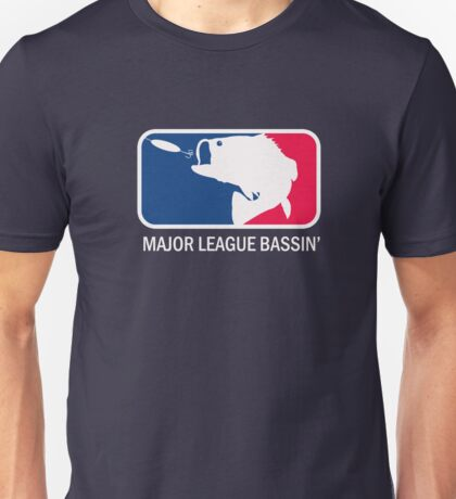 Major League Bassin Unisex T-Shirt