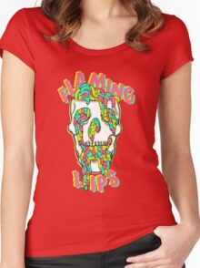 The Flaming Lips Women's Fitted Scoop T-Shirt