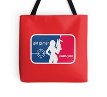 Gamer girl Tote Bag