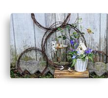 Mothers Roost Canvas Print