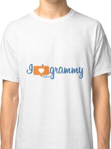 I heart Grammy Classic T-Shirt