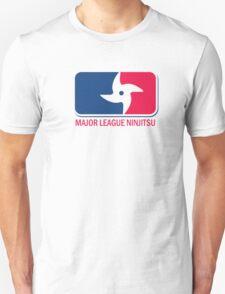 Major league Ninjitsu  T-Shirt