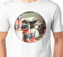 Scale and Canned Goods Unisex T-Shirt
