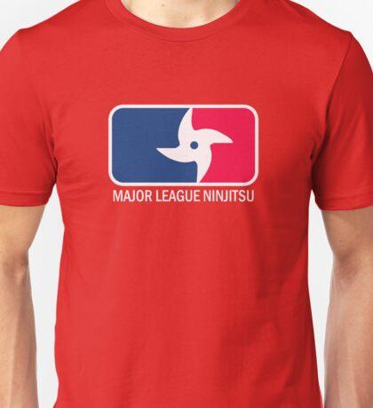 Major league Ninjitsu  Unisex T-Shirt