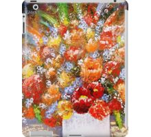 Touch of Floral Beauty iPad Case/Skin