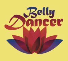 Belly dancer by Boogiemonst