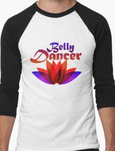 Belly dancer Men's Baseball ¾ T-Shirt
