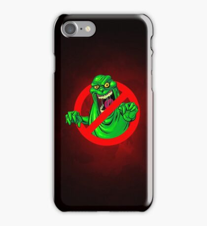 GHOSTBUSTER iPhone Case/Skin