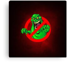 GHOSTBUSTER Canvas Print
