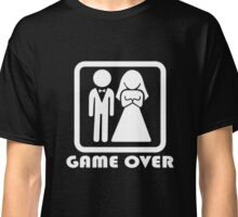 Game Over Marriage Classic T-Shirt