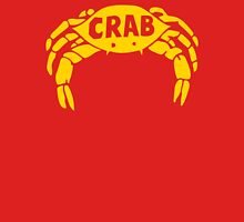 CRAB RECORDS LOGO Unisex T-Shirt