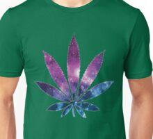 Cannabis T-shirt - Wonderfull Leaf  Unisex T-Shirt