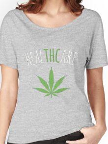 Cannabis T-shirt - Health Care 2 Women's Relaxed Fit T-Shirt