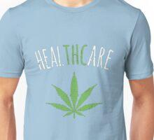 Cannabis T-shirt - Health Care 2 Unisex T-Shirt