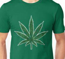Cannabis T-shirt - Wonderfull Leaf 2 Unisex T-Shirt