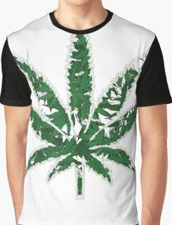 Cannabis T-shirt - Wonderfull Leaf 2 Graphic T-Shirt